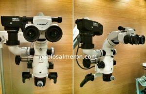 microscopio endodoncia