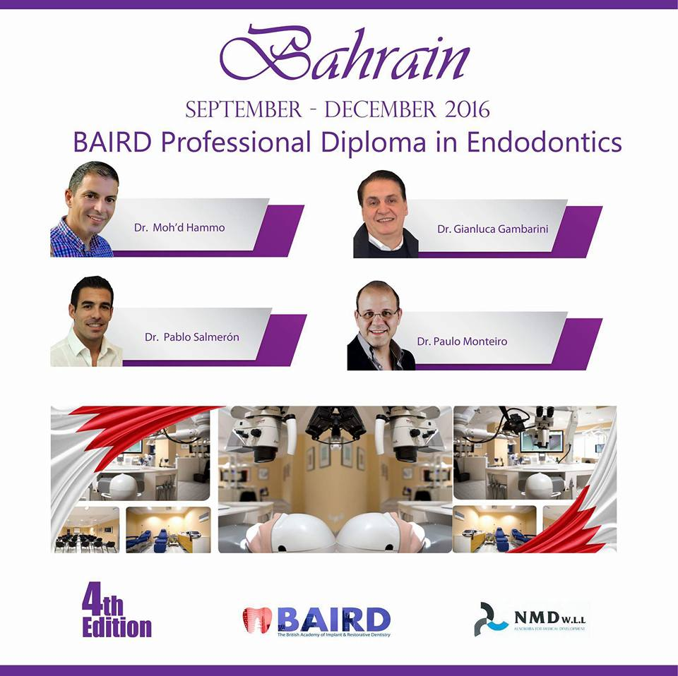BAIRD Course Bahrain
